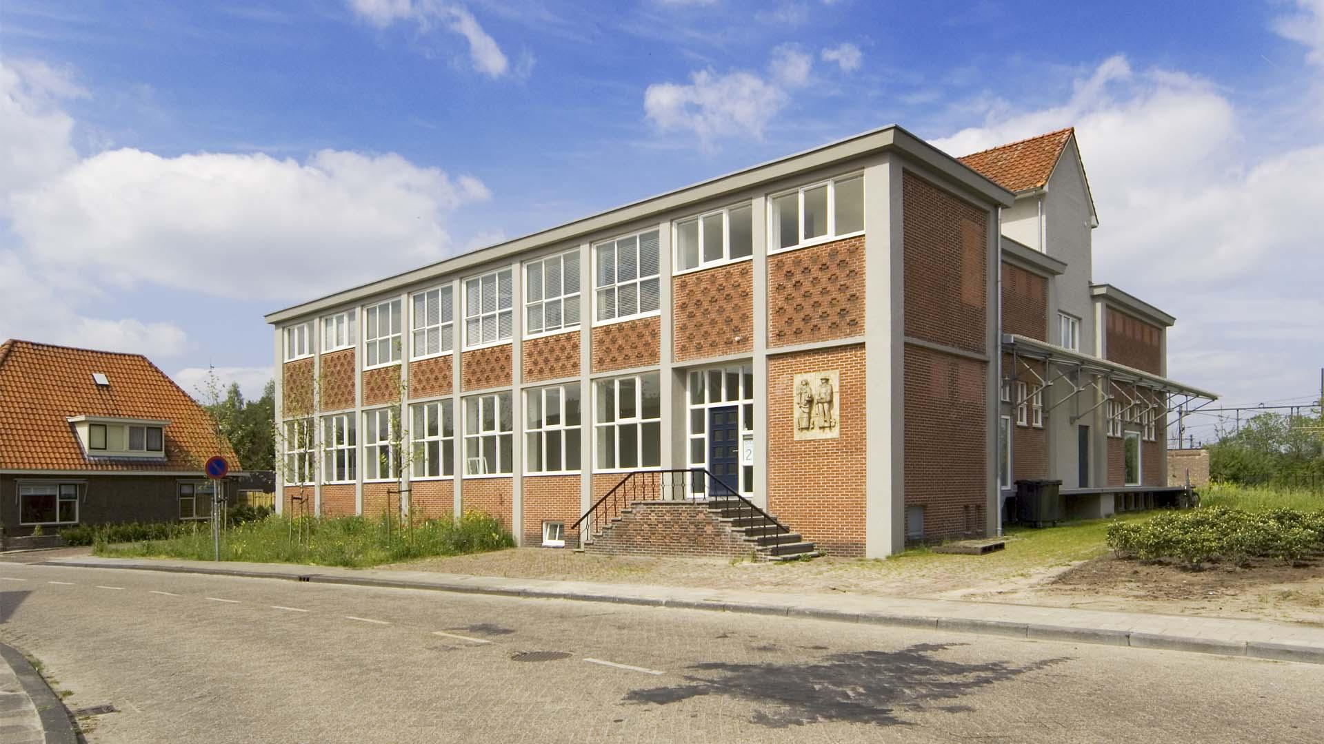 Kantoor DAAD Architecten te Beilen