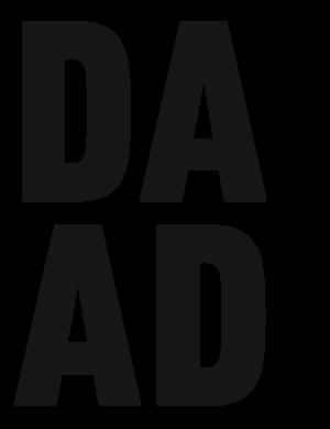 logo 1 DAAD beeld zwartwit